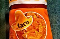 Doritos Taco Flavour