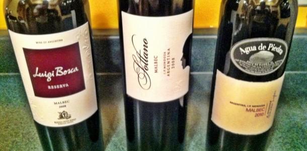 Malbec Wines