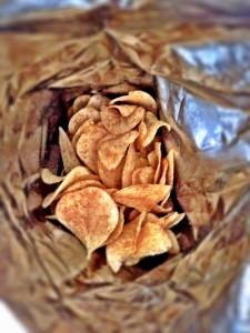 Lays Cinnamon Bun Chips