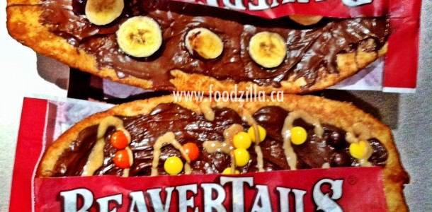 how to make beavertails pastry