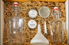 DIY vodka to gin kit