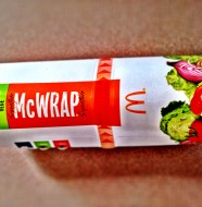 Mediterranean Wrap