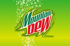 kickstart mountain dew