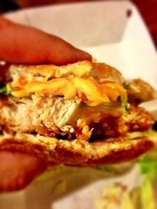 KFC Chicken Zinger review