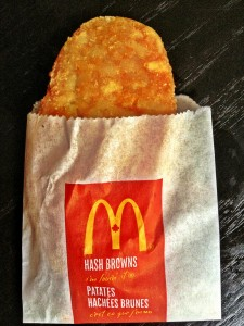 McDonald's Hashrbown