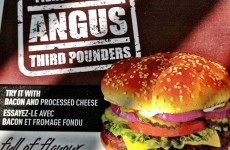Angus Third Pounder